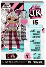 NUOVISSIMA!!!! LOL SURPRISE JK DIVA mini fashion doll - NUOVA E ORIGINALE!