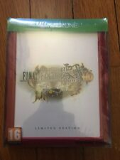 FINAL FANTASY TYPE-0 HD LIMITED EDITION (XBOX ONE, 2015 PAL) Brand new