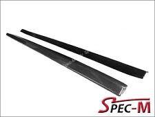 JPM Carbon Fiber 2011-2013 W218 CLS 350 550 w/ AMG Sports Side Skirts Lip
