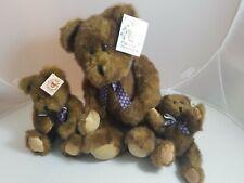 The Bearington Bears Collection Plush Stuffed Animal Mr Bradley Tiny Baby Brad