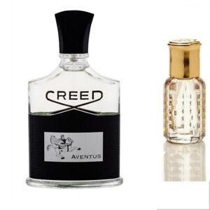 "Perfume Oil Draught ""Creed Aventus"" 3 ml 0.1 FL. OZ Perfume Arabic Men"