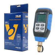 Vmv 1 High Precision Digital Vacuum Gauge Tester Pressure Vacuum Meter 0 10000pa