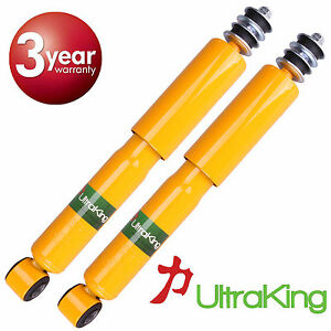 2 Front Shock Absorbers fits Toyota Coaster Bus 20 30 40 50 Ser 1982-1999