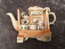 Botanic Garden Portmeirion Pottery Tea Pots