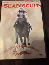 Seabiscuit - Americas Legendary Racehorse (DVD, 2003)