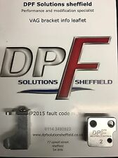 Audi A4 A6 A8 3.0 Tdi And 2.7 Tdi Fix For P2015 Fault Code Intake Manifold