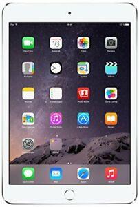 Boxed Apple iPad mini 3 64GB - Wi-Fi + Cellular - Unlocked - Silver (MGJ12LL/A)