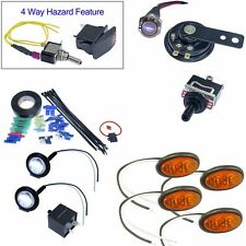 LED turn signal horn kit street legal UTV SXS side by side golf cart car buggy