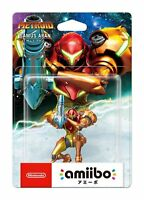NEW Nintendo 3DS Amiibo Samus Aran METROID SAMUS RETURNS JAPAN OFFICIAL IMPORT