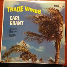Earl Grant-Trade Winds-Shrink Mono LP-Decca-4623-Vinyl Record