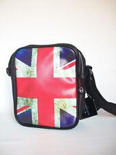Sac bandoulière aux couleurs vintage du drapeau anglais