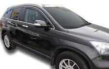 HONDA CR-V CRV mk3 2007-2012 Set di Deflettori vento anteriore HEKO COLORATA 2pc