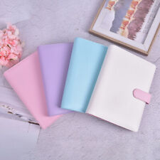 A5 A6 Weekly Monthly Planner Diary Classic Loose Leaf Ring Binder Notebook CODUS