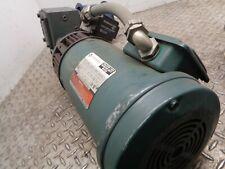 Allen Bradley 1329 Ka000218mcf Duty 2hp Motor With Grove Gearbox