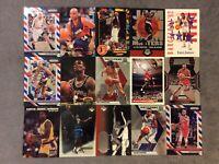 HALL OF FAME Basketball Card Lot 1992-2020 MICHAEL JORDAN SCOTTIE PIPPEN MAGIC