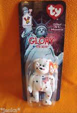 Ty Beanie Babies Glory the Bear ~ McDonald's ~ 1999 ~ USA ~ Still in package!