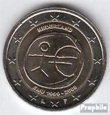 Nederland 2009 Stgl./ongecirculeerd 2009 2 euro e.M.u. - 10 Years Valuta
