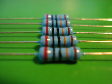 BC 2pcs PR03 220K ohm 3W 5/% 750V Power Metal Film Resistor Vishay