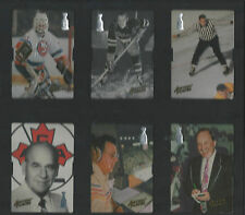 Limited Edition  1993 Hockey Hall Of Fame Induction  10-Card Set 1208/5000