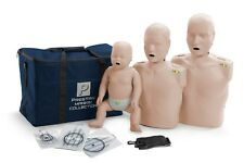 Prestan CPR/AED Manikin Collection (WITH Monitor) - Medium Skin