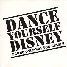 Mastermix Dance Yourself Disney - DJ Only 4-Track emix UNPLAYED & RRE!!!