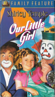 Our Little Girl (VHS, 2003) Family Feature Film