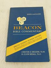 Joshua And Judges Beacon Bible Commentary Special Sunday School Edition i3