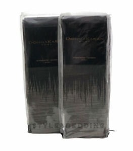 Donna Karan Meditation Collection STANDARD / QUEEN Sham Set Mineral