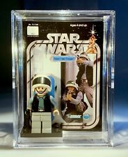 Star Wars rebel Fleet Trooper Custom Mini Action Figure wCase & Lego Stand 138