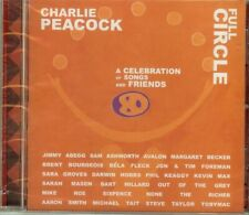 CHARLIE PEACOCK - FULL CIRCLE - A CELEBRATION OF SONGS AND FRIENDS - CD - NEW