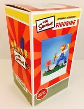 """New In Box – The Simpsons """"Make Way For Willie"""" Figurine by Hamilton 2005"""