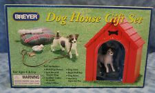 Breyer Dog House Gift Set, # 1540, Companion Animals, 2002, NRFB