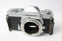 Nikkormat FT N  35mm camera SLR Body