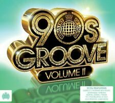 90S GROOVE VOLUME II - MINISTRY OF SOUND  - LIKE NEW  (Bx 83) {CD}