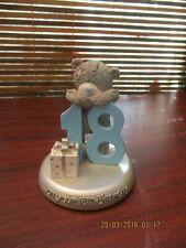 Me To You Eighteenth 18th Birthday Tatty Teddy Figurine