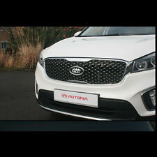 Emblem 3pcs crown Front+Rear+Streering wheel For Kia All New Sorento UM 2016+