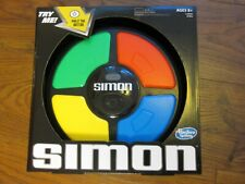 NEW SIMON Electronic Game Lights Sounds Memory Hasbro 1980's Classic