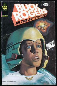 Buck Rogers in the 25th Century #11 VG/VG+ Whitman Gold Key