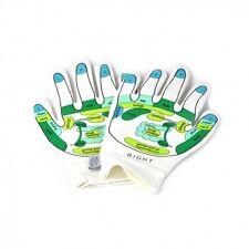 Cotton Reflexology Gloves. Alternative health remedies.Gift.Zone Therapy