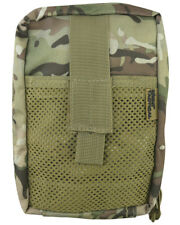 Large Medic Pouch Multicam Utility Pouch Army Airsoft Cadet Kit MTP Molle Osprey