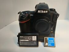 Nikon D3x SLR Camera Black - Lot/Bundle - Battery/Card {23,700 Shutter} {MINT}