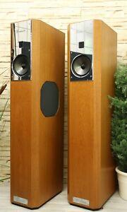 Burmester 949 MK II Lautsprecher mit AKTIVER Frequenzweiche, Certificate Speaker