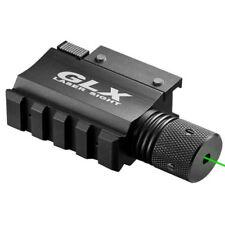 Barska Compact GLX 5mw Power Green Laser Sight For Handgun w/Mount Rail AU11408