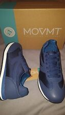 MOVMT PEOPLES MOVEMENT GRANDVIEW WOMENS SHOES NAVY BLUE WHITE US 7 NEW IN BOX