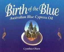 Birth of The Blue: Australian Blue Cypress Oil