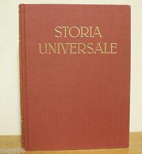 Storia universale - Volume V - Gaeta - Barbagallo - Prima ed. Utet 1967