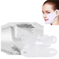 4D V-Shape Face Mask Slimming Lifting Firming Double Chin Treatment V Line Mask