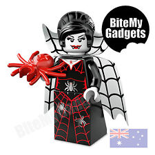 LEGO Minifigures 71010 - Series 14 Monsters - No. 16 Spider Lady - Brand New