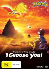 Pokemon The Movie: I Choose You!  - DVD - NEW Region 4