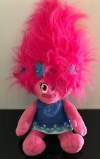 "2016 DreamWorks Trolls Princess Poppy By The Northwest 19"" Plush Toy"